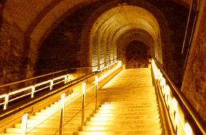 Éclairage LED Vineo chez veuve Clicquot - NEOLUX LED lighting solutions